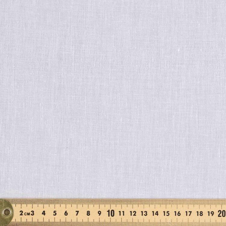 Plain 90 cm Butter Muslin Fabric