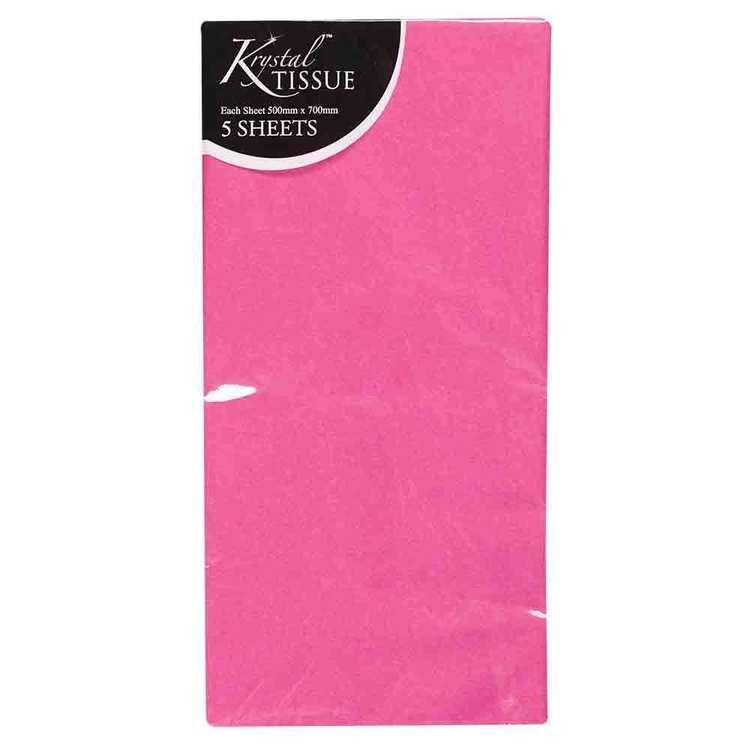 Artwrap Krystal Tissue Paper 5 Pack