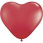 Qualatex Heart 15 cm Latex Balloon