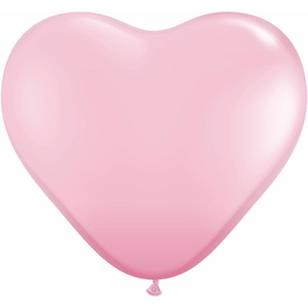Qualatex Heart 28 cm Latex Balloon