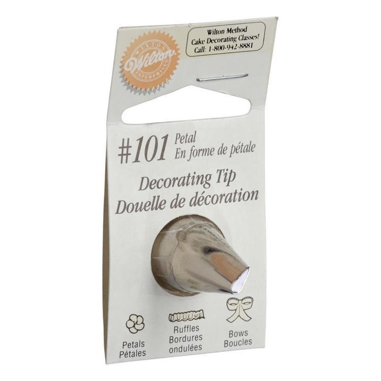 Wilton No. 101 Petal Tip