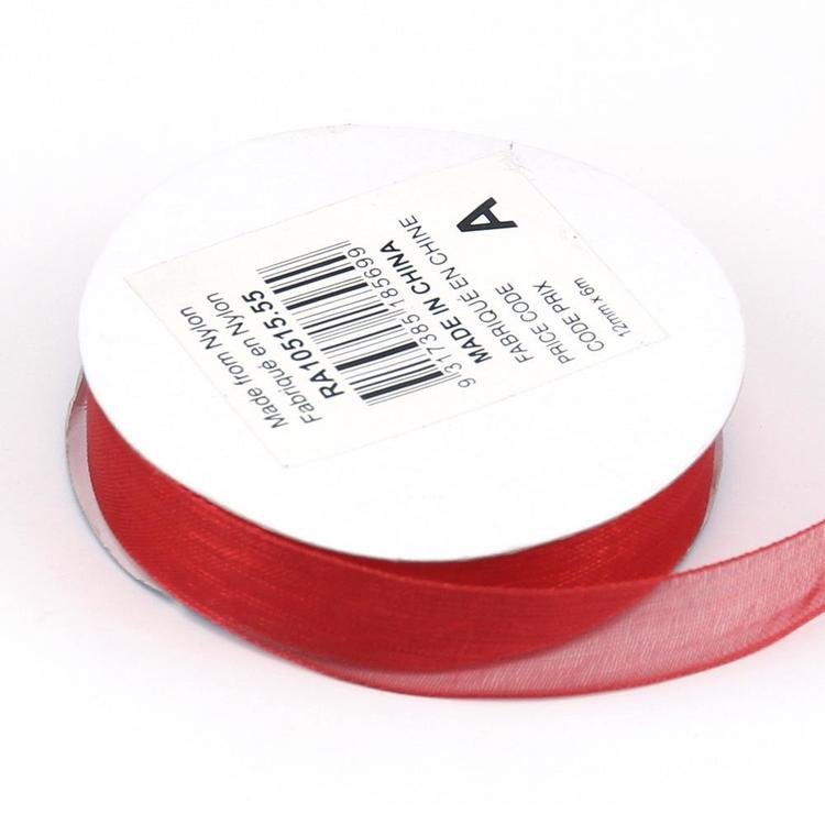 Celebrate 12 mm Organza Ribbon