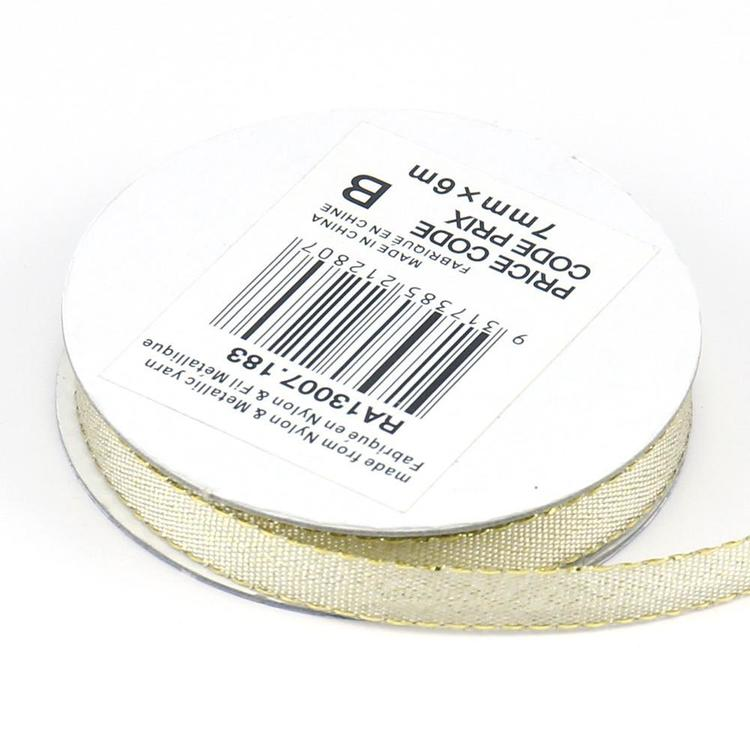 Celebrate 7 mm Metallic Ribbon