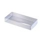 Roberts Confectionery Acetate Box Clear 22 X 4.5 X 2.5 cm