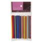 Roberts Confectionery 100 mm Lolly Pop Sticks Multicoloured 100 mm