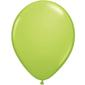 Qualatex Plain 12.5 cm Latex Balloon