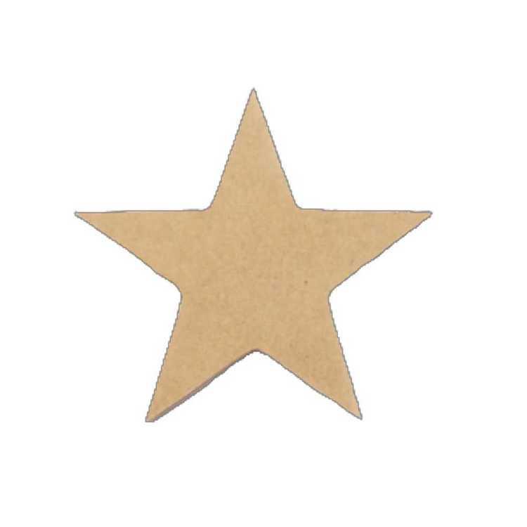 Kaisercraft Wood Star