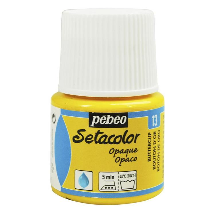 Pebeo Setacolour Opaque Fabric Paint