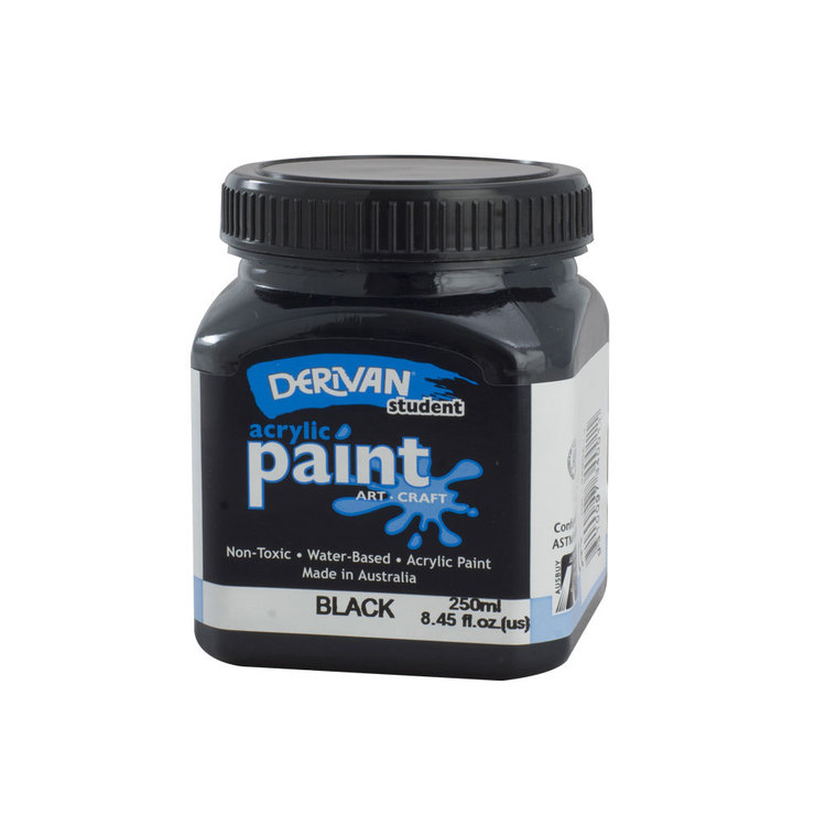 Derivan Large Student Acrylic Paint