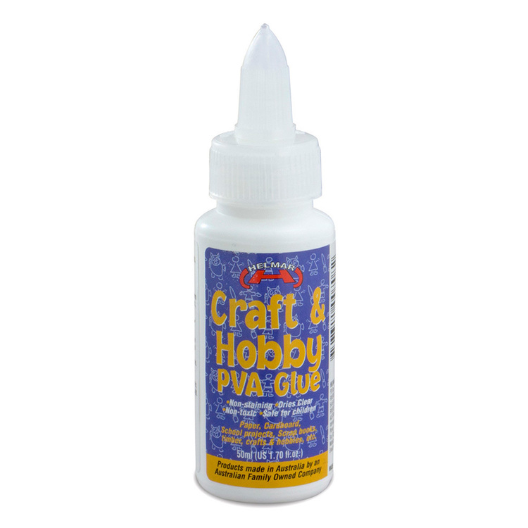 Helmar Craft PVA Glue White