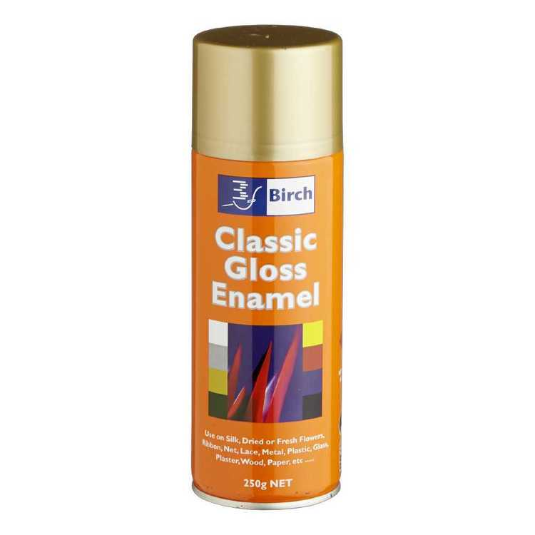 Birch Classic Spray Paint Gold 250 g