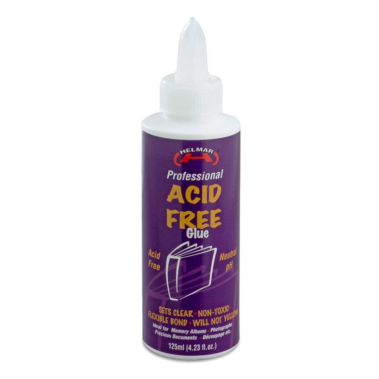 Helmar Professional Acid Free Glue