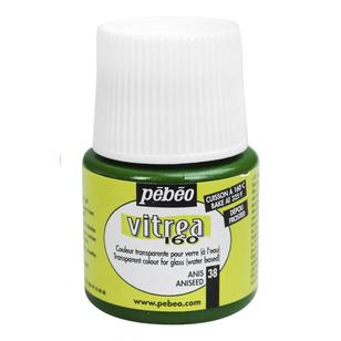 Pebeo Vitrea 160 Frosted Paint