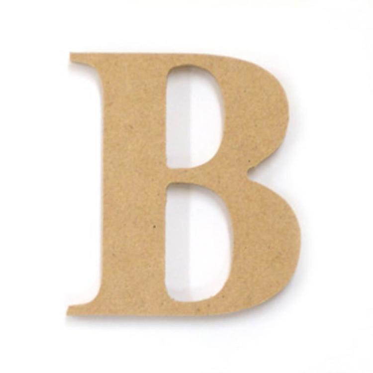 Kaisercraft Wood Letter B