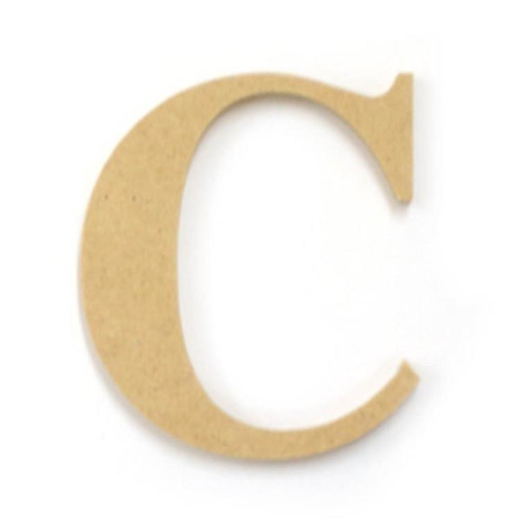 Kaisercraft Wood Letter C