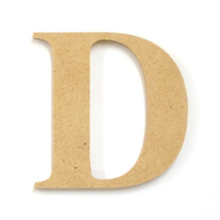 Kaisercraft Wood Letter D