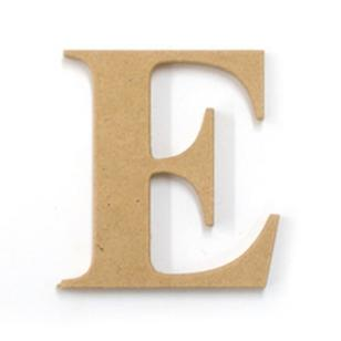 Kaisercraft Wood Letter E