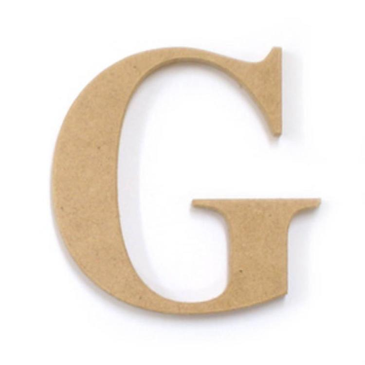 Kaisercraft Wood Letter G