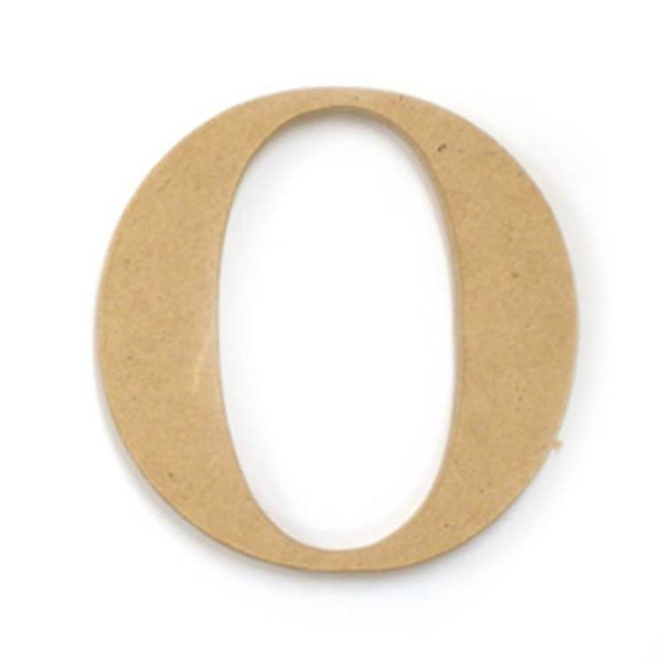 Kaisercraft Wood Letter O