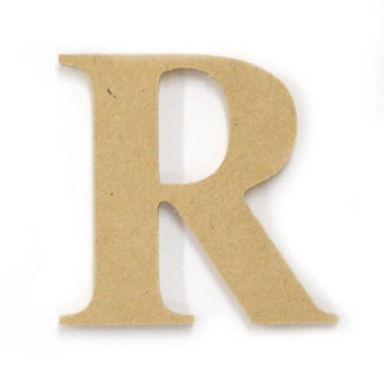 Kaisercraft Wood Letter R