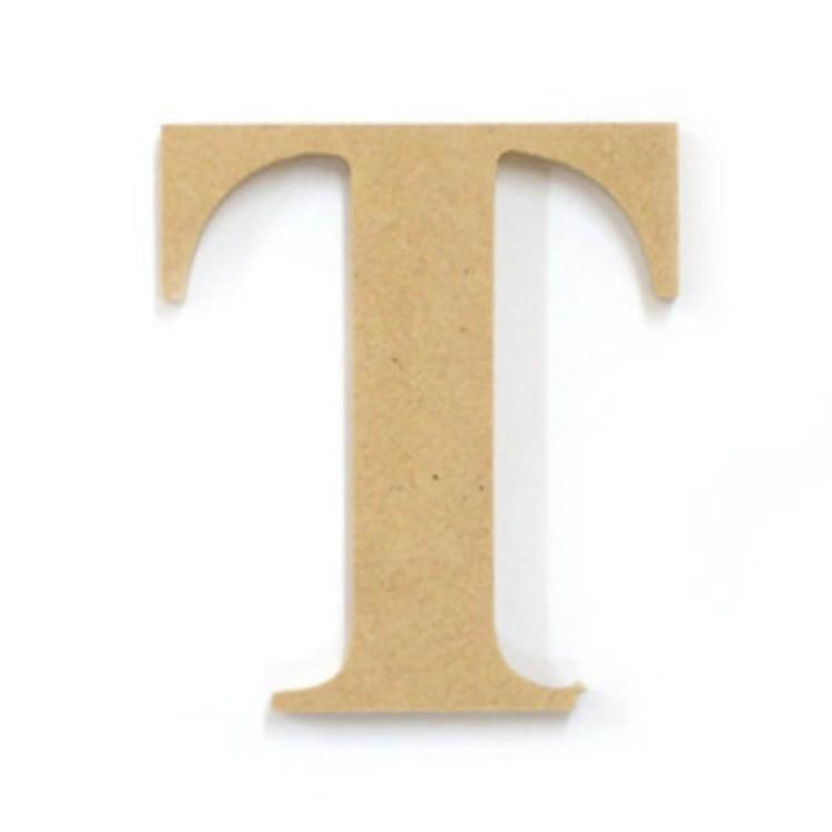 Kaisercraft Wood Letter T