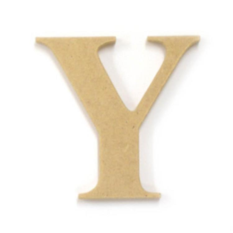 Kaisercraft Wood Letter Y
