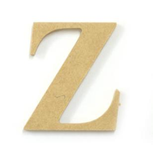 Kaisercraft Wood Letter Z