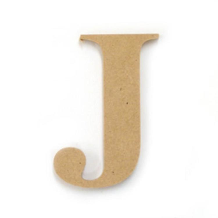 Kaisercraft Wood Letter J