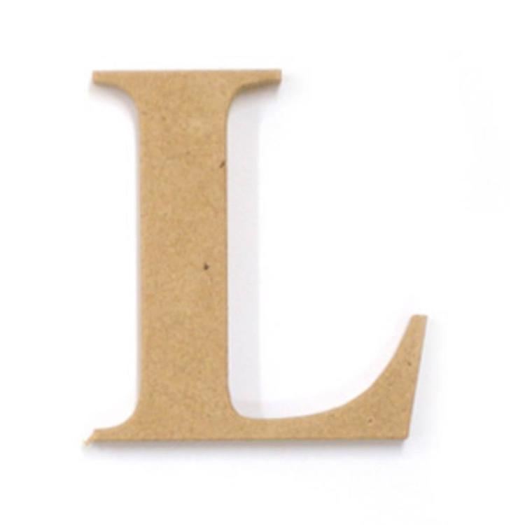 Kaisercraft Wood Letter L