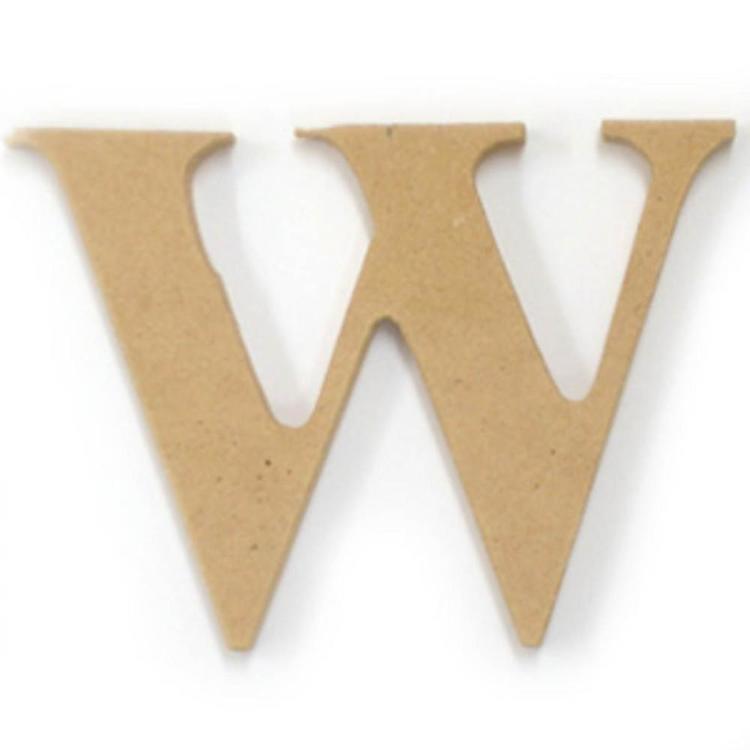 Kaisercraft Wood Letter W