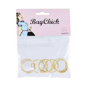 Shamrock Craft Split Rings 10 Pack