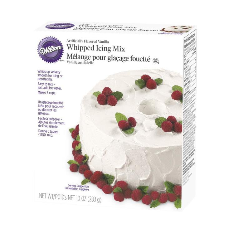 Wilton Whipped Icing Mix