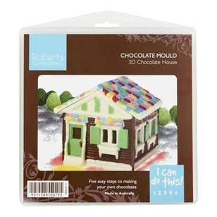 Roberts Confectionery 3D House Chocolate Mould