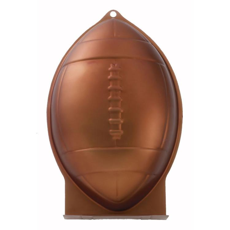 Wilton Football Cake Pan Brown