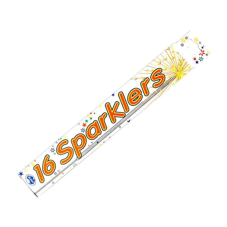 Alpen Sparklers 16 Pack