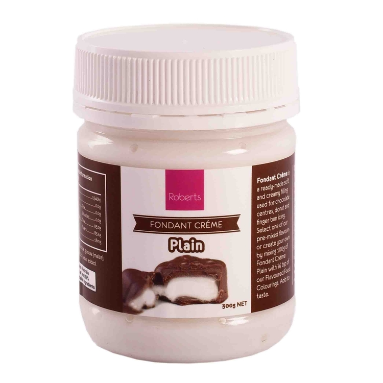 Roberts Edible Craft Fondant Creme
