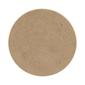 Kaisercraft Round Coaster Natural 9 cm