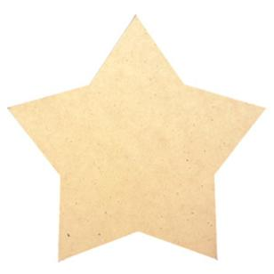 Kaisercraft Wood Five Point Star Placemat