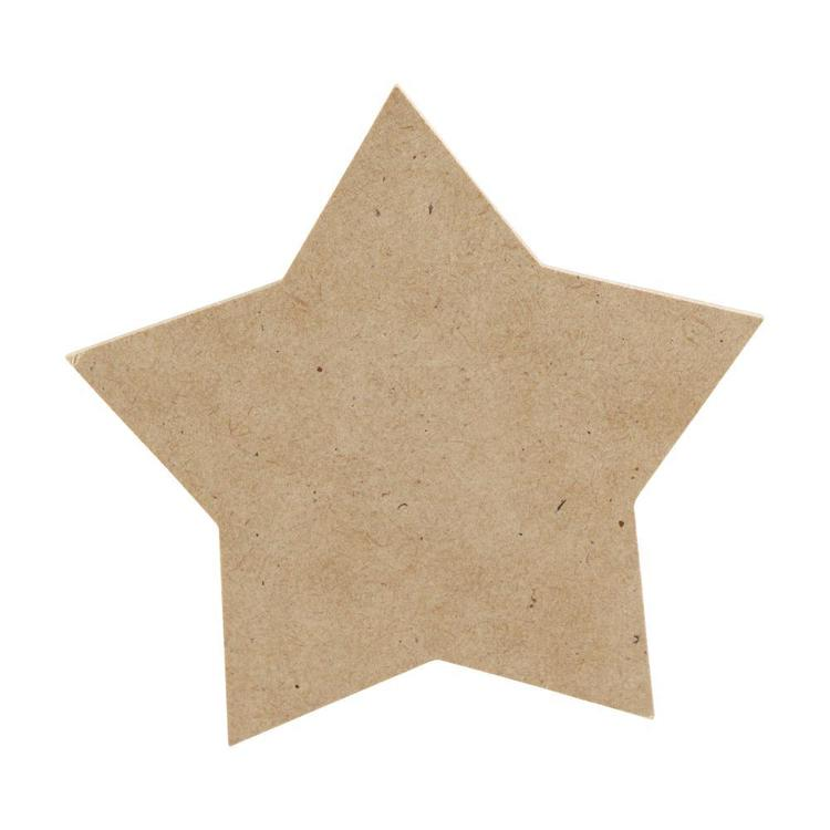 Kaisercraft Five Point Star Coaster