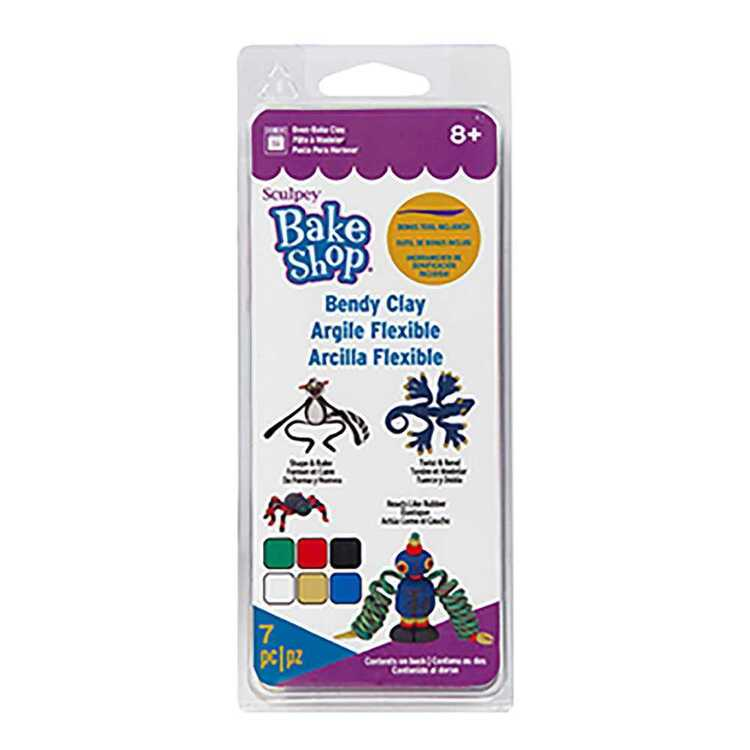 Sculpey Superflex Bake & Bend Set