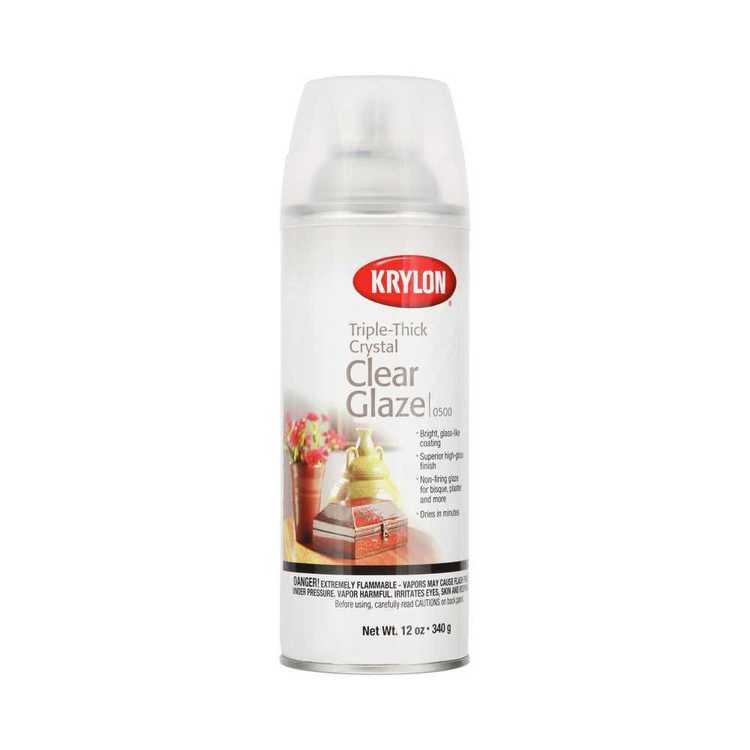 Krylon Crystal Glaze