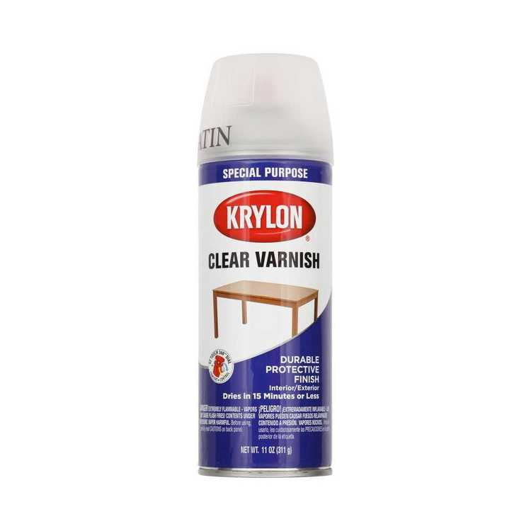 Krylon Varnish Satin