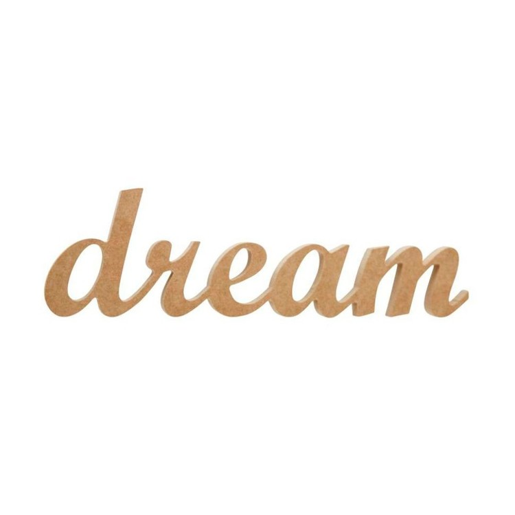 Kaisercraft Dream Script Word Natural