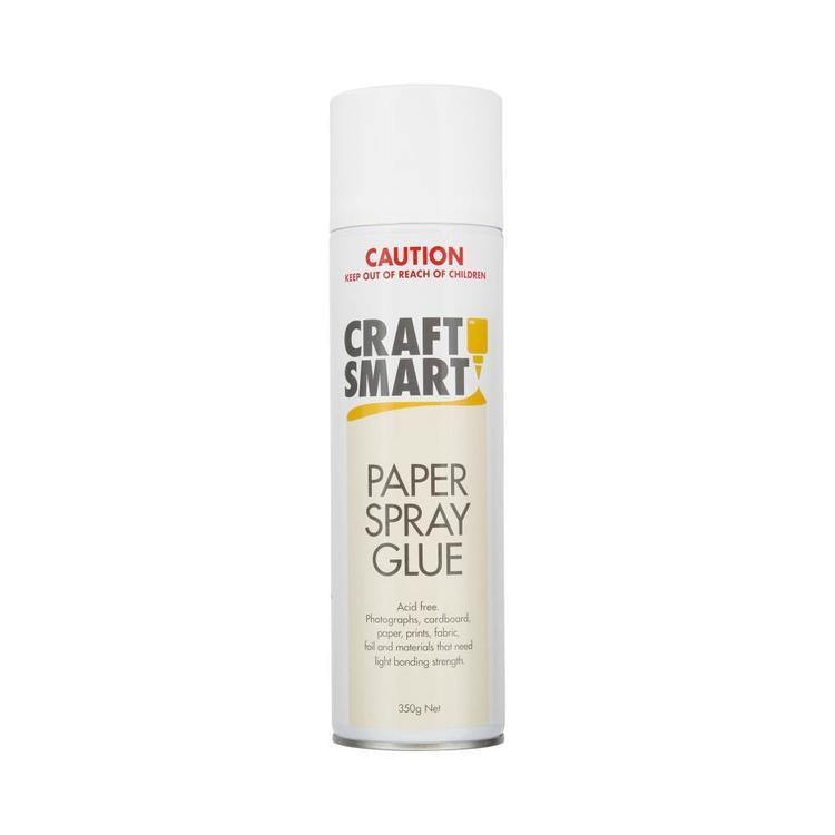 Craftsmart Acid Free Paper Spray Glue