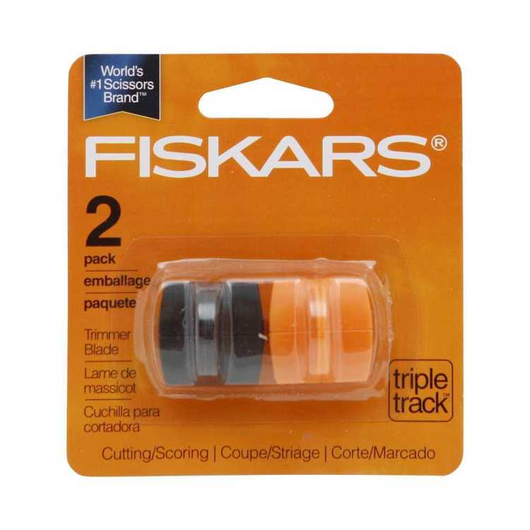 Fiskars Cut & Score Trimmer Replace Blade Orange & Black