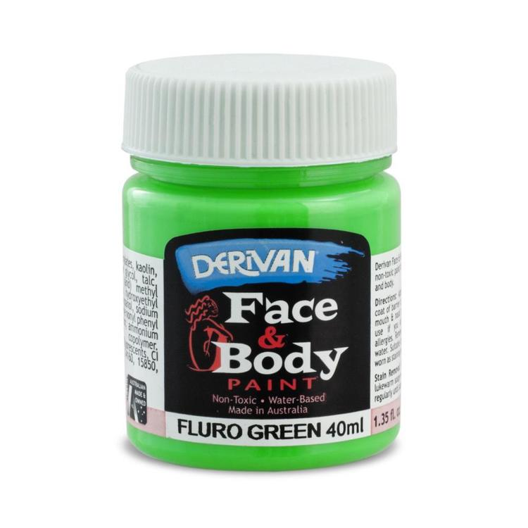 Derivan Face & Body Paint 40 mL