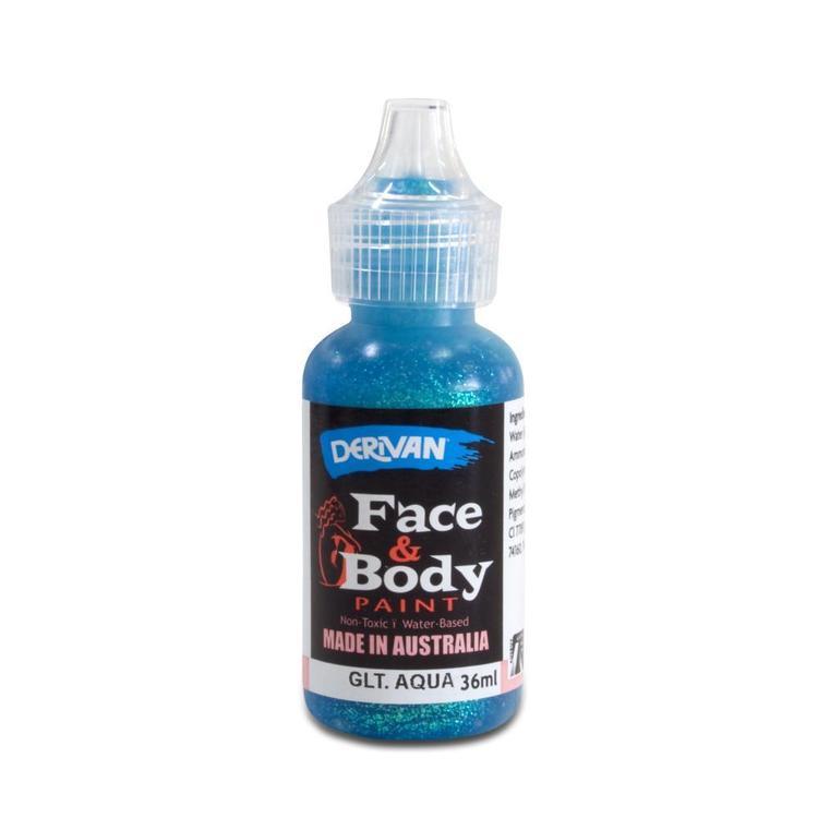 Derivan Glitter Face Paint