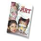Derivan Face Art Book - The Face Painters Multicoloured