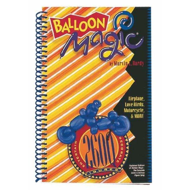Qualatex Balloon Magic 260Q Figure Book