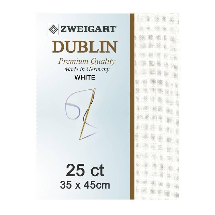 Zweigart Dublin 35 x 45 cm Linen Pre Cut